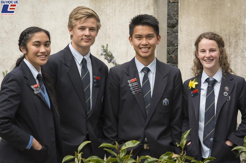 Du học THPT New Zealand 2020 cùng trường Sancta Maria College