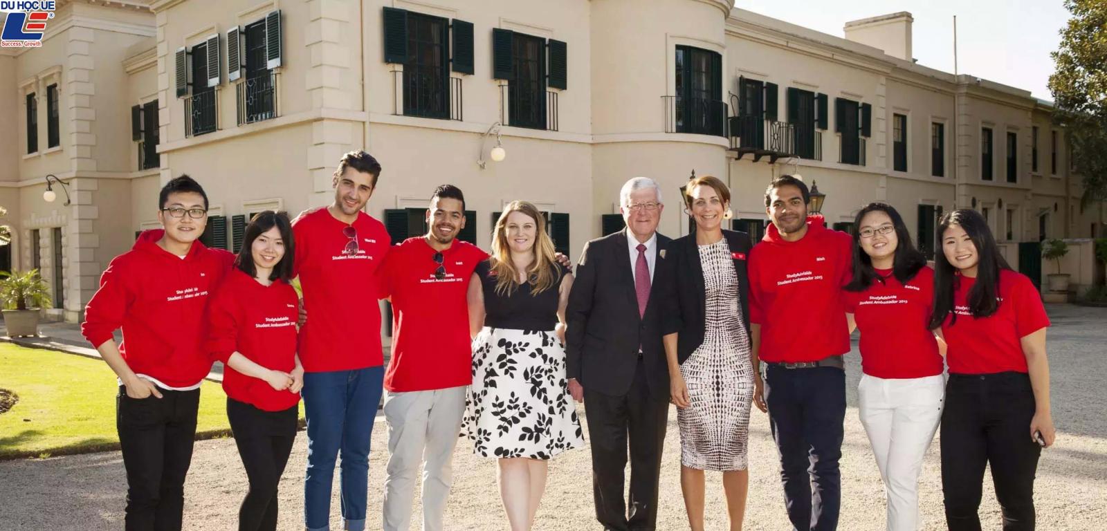 Du học Úc 2019 - Tìm hiểu trường Đại học Adelaide 2