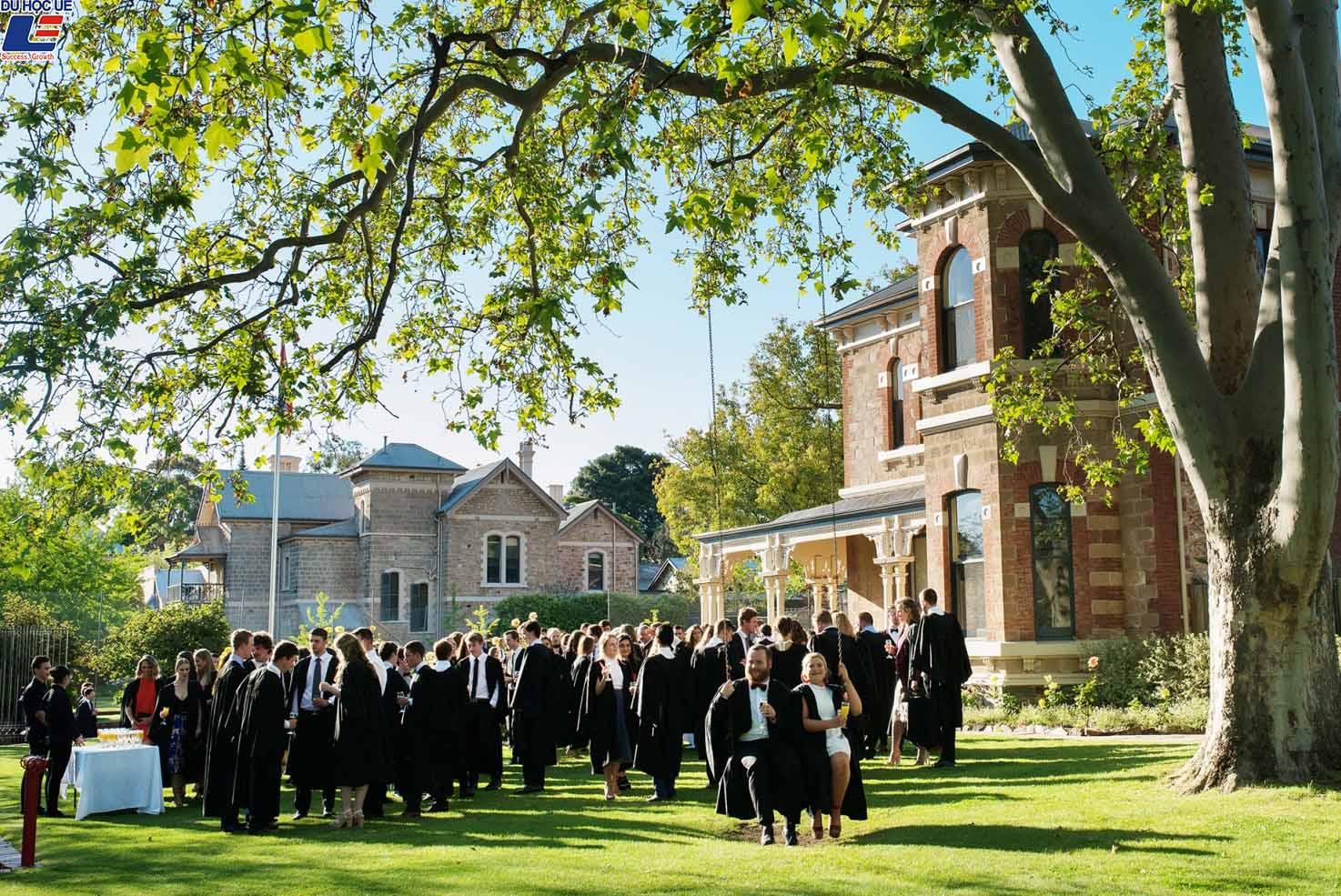 Du học Úc 2019 - Tìm hiểu trường Đại học Adelaide 3