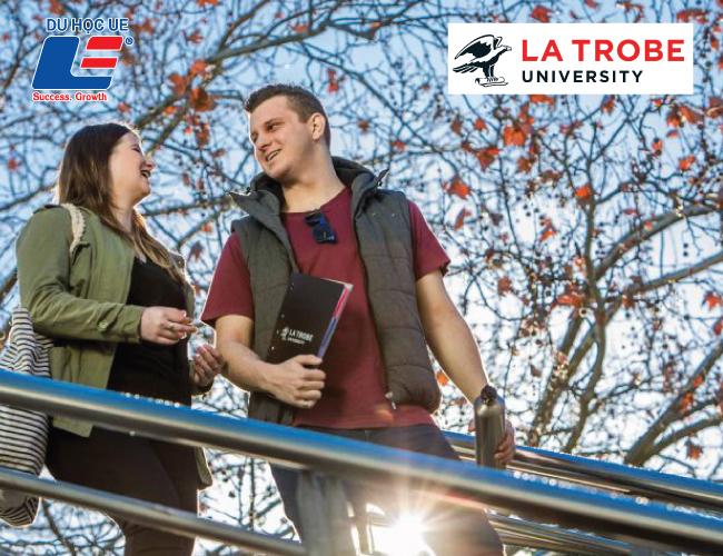 Học bổng La Trobe University 3