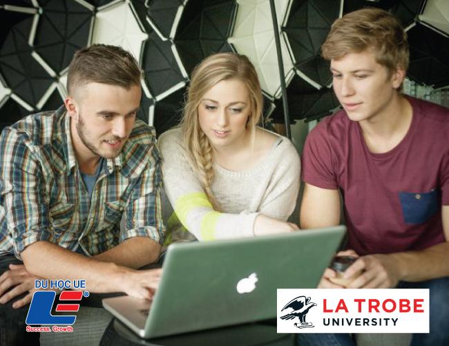 Học bổng La Trobe University 6