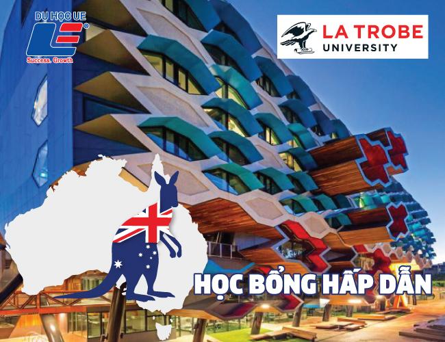 Học bổng La Trobe University 1