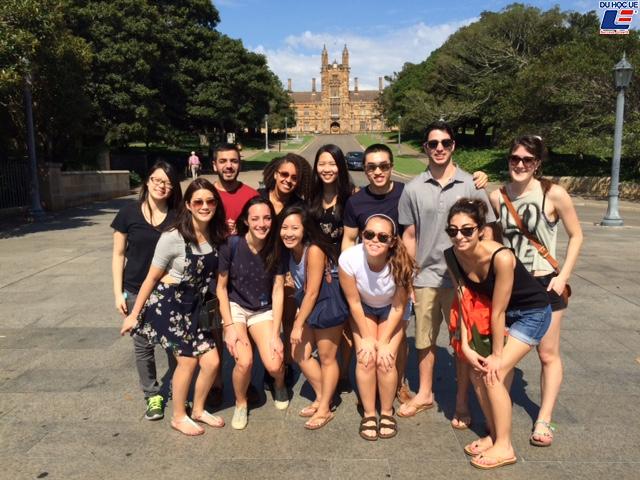 Du học Úc - Đại học Sydney 3