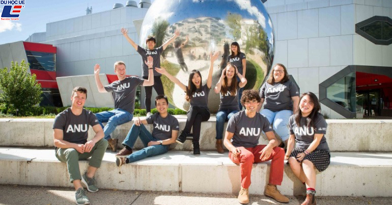Australian National University, ANU 3