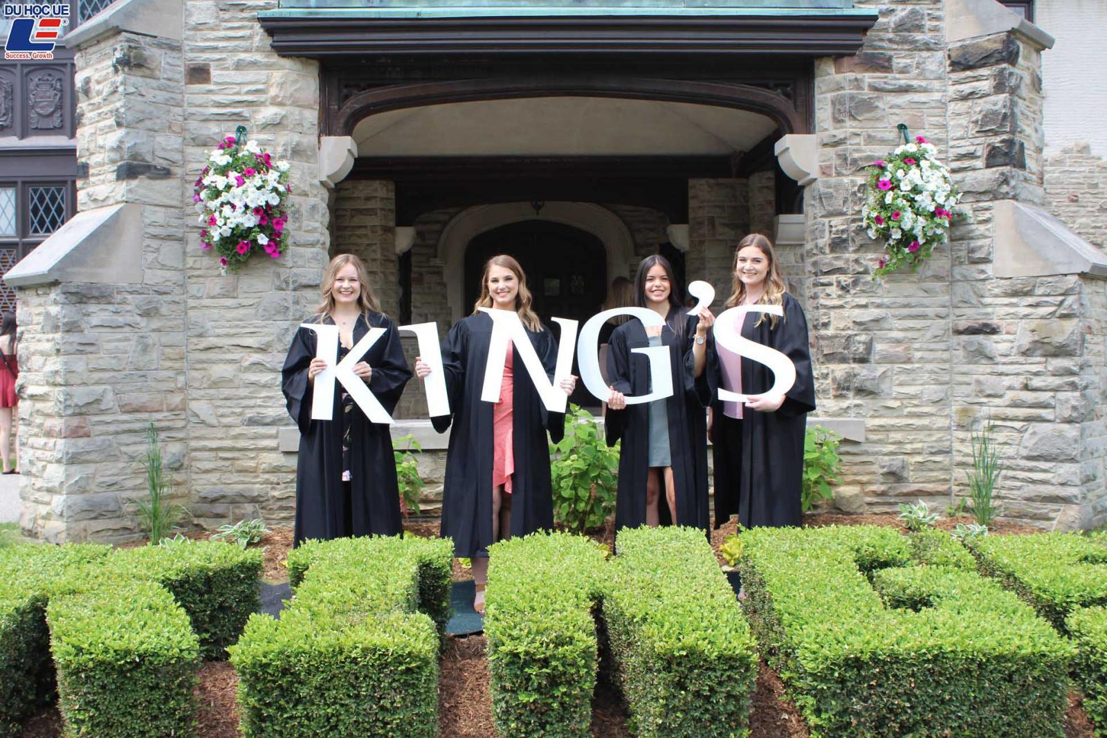 Đừng bỏ lỡ học bổng $44.000 tại King's University College