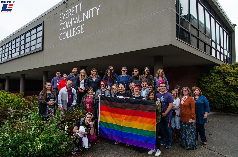 Everett Community College - Mái nhà chung của sinh viên quốc tế ở xứ sở cờ hoa 3