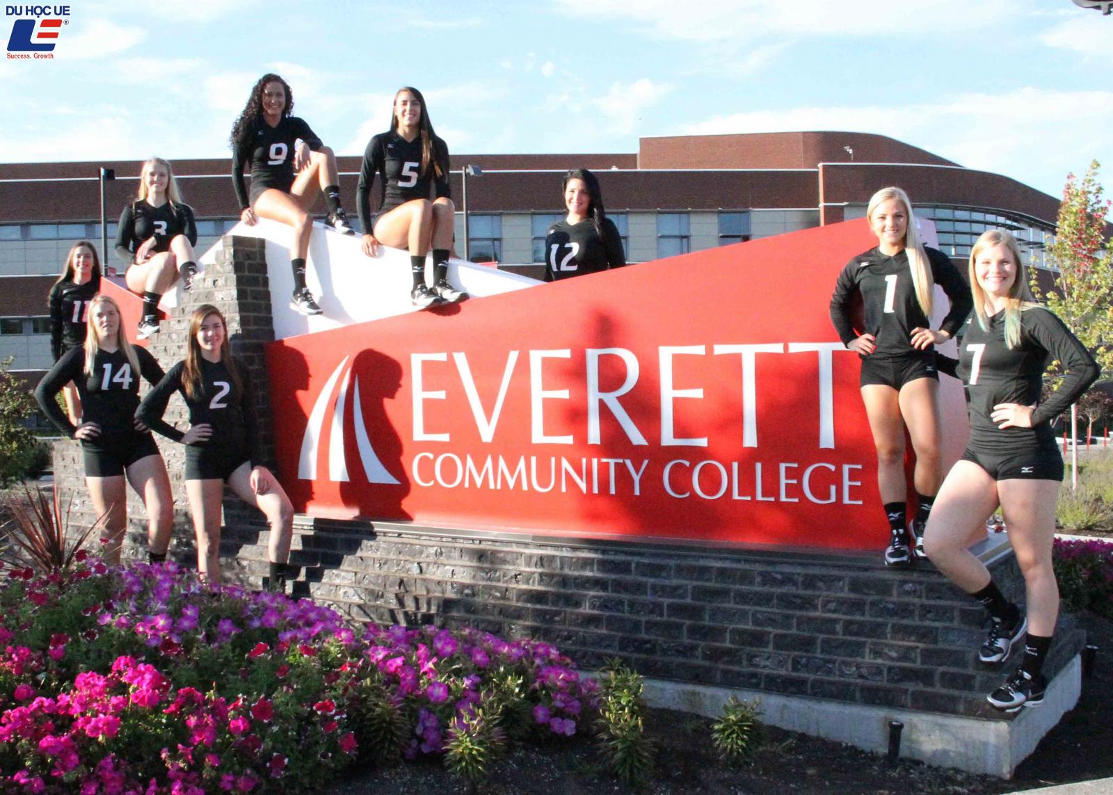 Everett Community College - Mái nhà chung của sinh viên quốc tế ở xứ sở cờ hoa 2