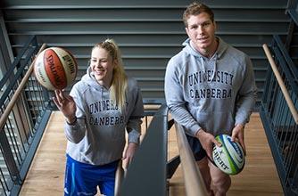 Học bổng Thể thao hấp dẫn từ University of Canberra, Úc