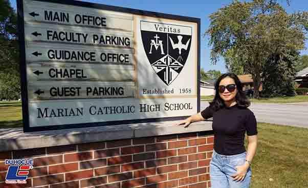 Học bổng trường Marian Catholic High School 4
