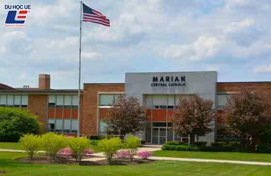 Học bổng trường Marian Catholic High School 1