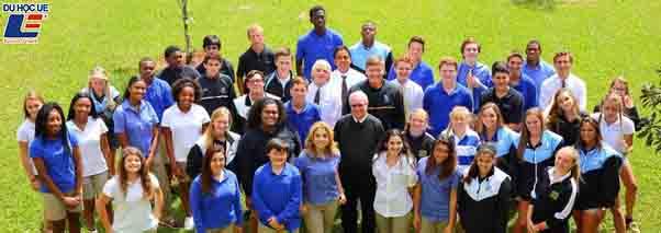 Học bổng John Paul II Academy 1
