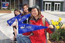 Học bổng năm học 2018 của Trường Cao đẳng Cộng đồng Lane, Mỹ