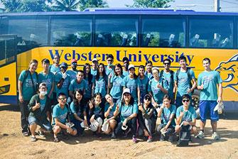 Học bổng trị giá lên đến 500 triệu cho 4 năm tại Đại học Webster, Mỹ
