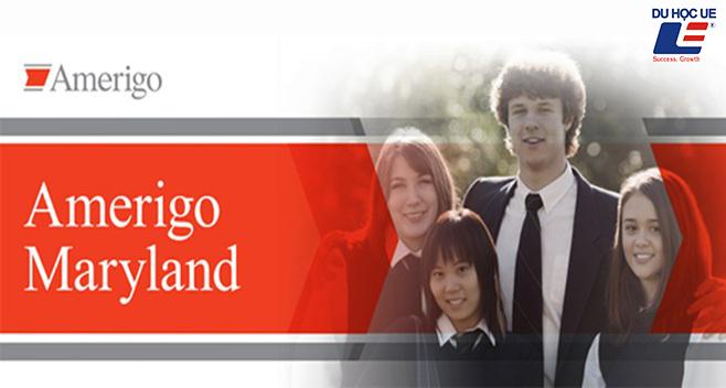 Hệ thống trường Amerigo Education, Học bổng tại trường Amerigo Education, Các trường tại Mỹ, Du học Mỹ