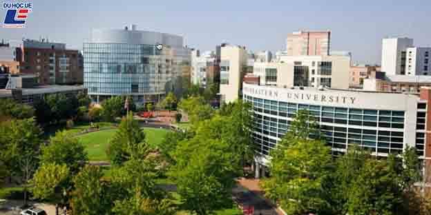 Northeastern University, Đại học Northeastern 2