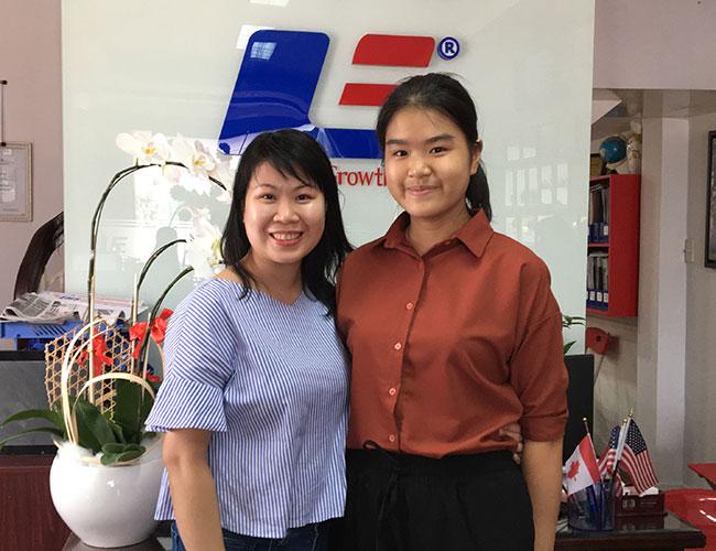 Hoàng Diễm Quỳnh - St. John Neumann Catholic High School