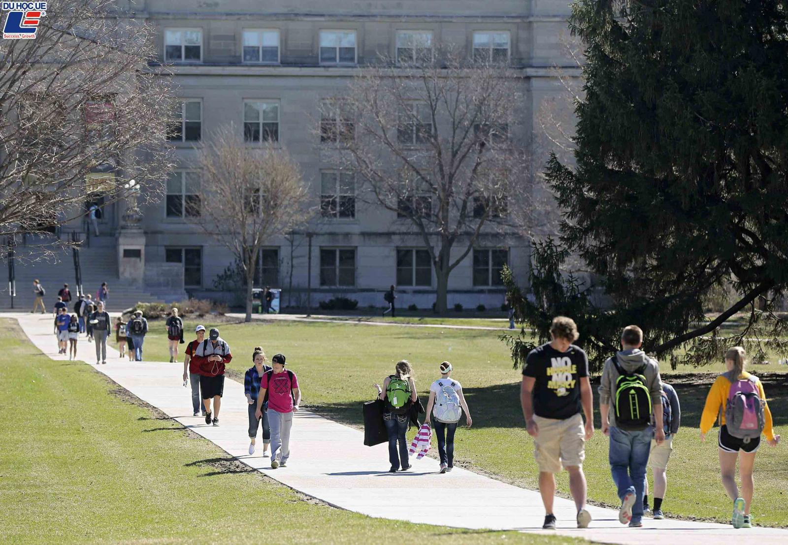Học bổng $40.000 từ trường đại học nghiên cứu hàng đầu - Iowa State University