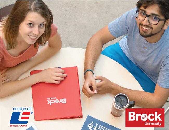 Học bổng từ trường Đại học Brock 3