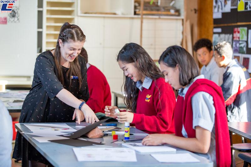 Học bổng du học New Zealand 2019 cùng trường trung học Mount Roskill Grammar School