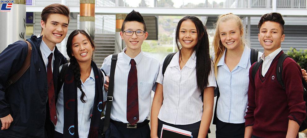 Học bổng hấp dẫn của chính phủ New Zealand dành cho chương trình trung học phổ thông vào trường Botany Downs Secondary College 2