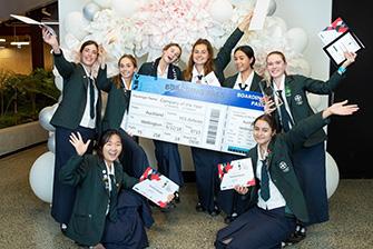 Học bổng hấp dẫn của chính phủ New Zealand dành cho chương trình trung học phổ thông vào trường Pukekohe High School