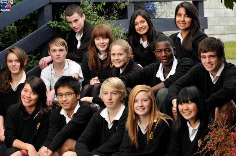 Học bổng hấp dẫn của chính phủ New Zealand dành cho chương trình trung học phổ thông vào trường Awatapu College