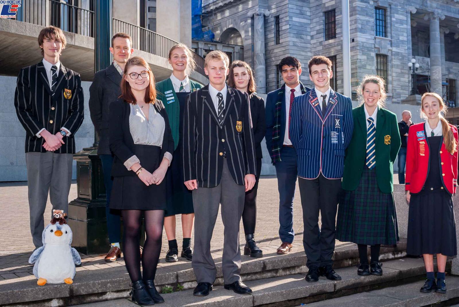 Học bổng hấp dẫn của chính phủ New Zealand dành cho chương trình trung học phổ thông vào trường Christ's College 3