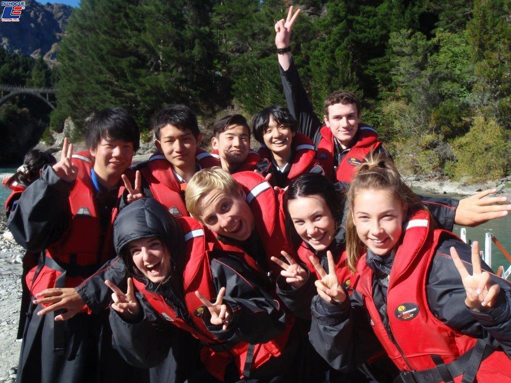 Học bổng hấp dẫn của chính phủ New Zealand dành cho chương trình trung học phổ thông vào trường James Hargest College 2