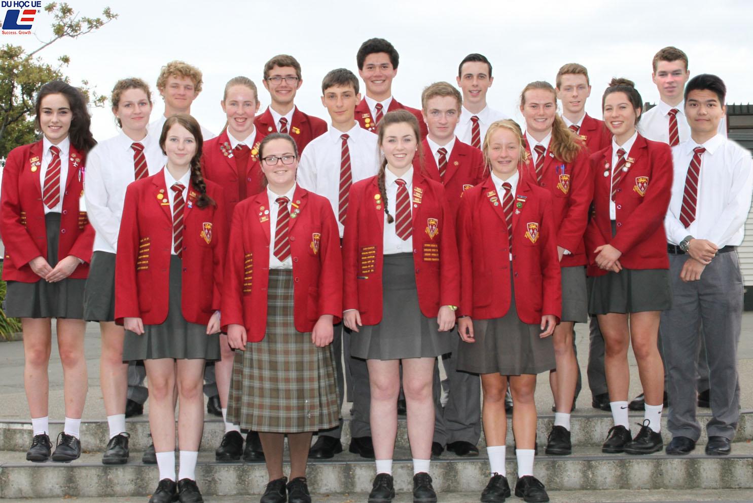 Học bổng hấp dẫn của chính phủ New Zealand dành cho chương trình trung học phổ thông vào trường James Hargest College