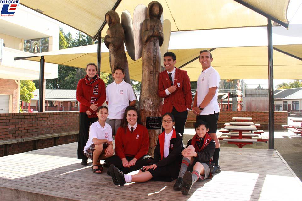 Học bổng hấp dẫn của chính phủ New Zealand dành cho chương trình trung học phổ thông vào trường John Paul College, Rotorua 2
