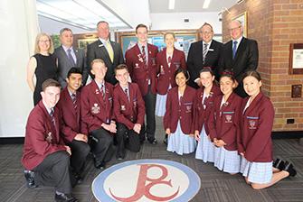 Học bổng hấp dẫn của chính phủ New Zealand dành cho chương trình trung học phổ thông vào trường John Paul College, Rotorua