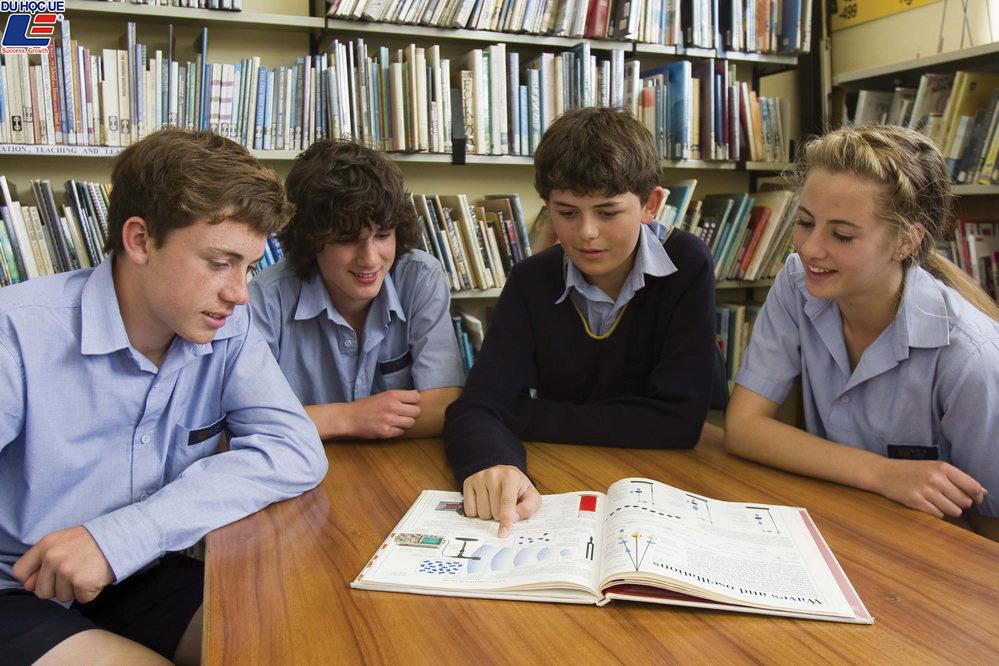 Học bổng hấp dẫn của chính phủ New Zealand dành cho chương trình trung học phổ thông vào trường Northcote College 2