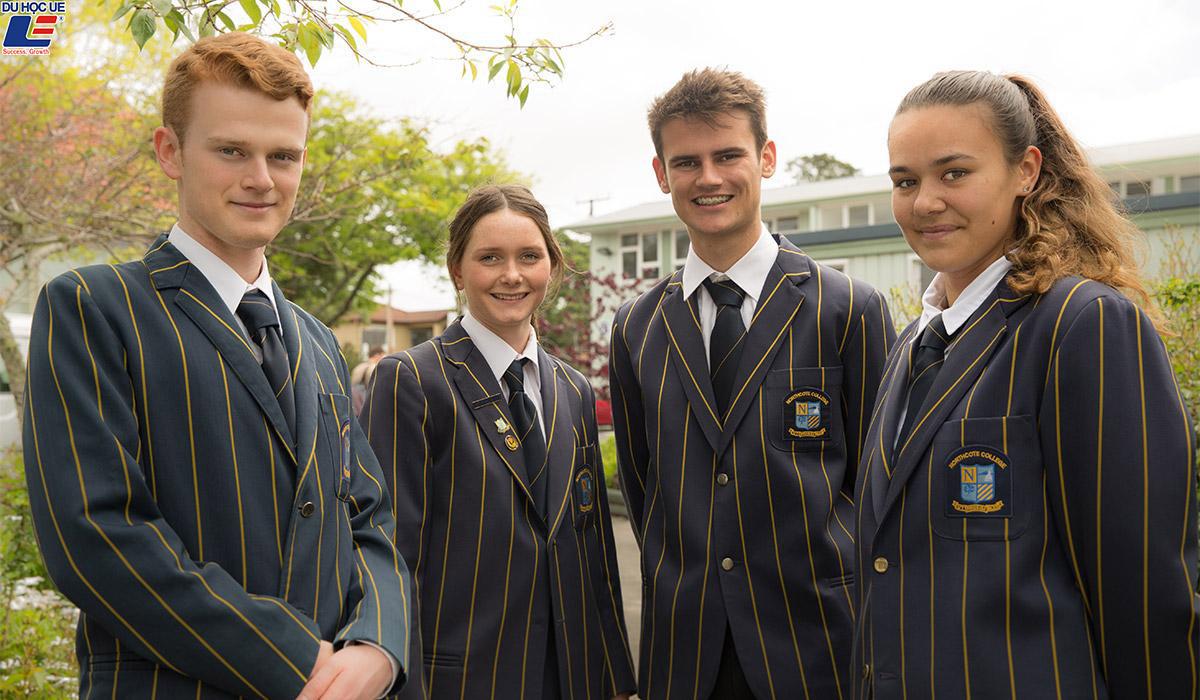 Học bổng hấp dẫn của chính phủ New Zealand dành cho chương trình trung học phổ thông vào trường Northcote College
