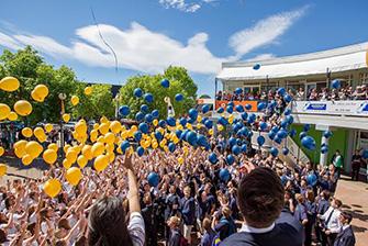 Học bổng hấp dẫn của chính phủ New Zealand dành cho chương trình trung học phổ thông vào trường Marlborough Girls' College