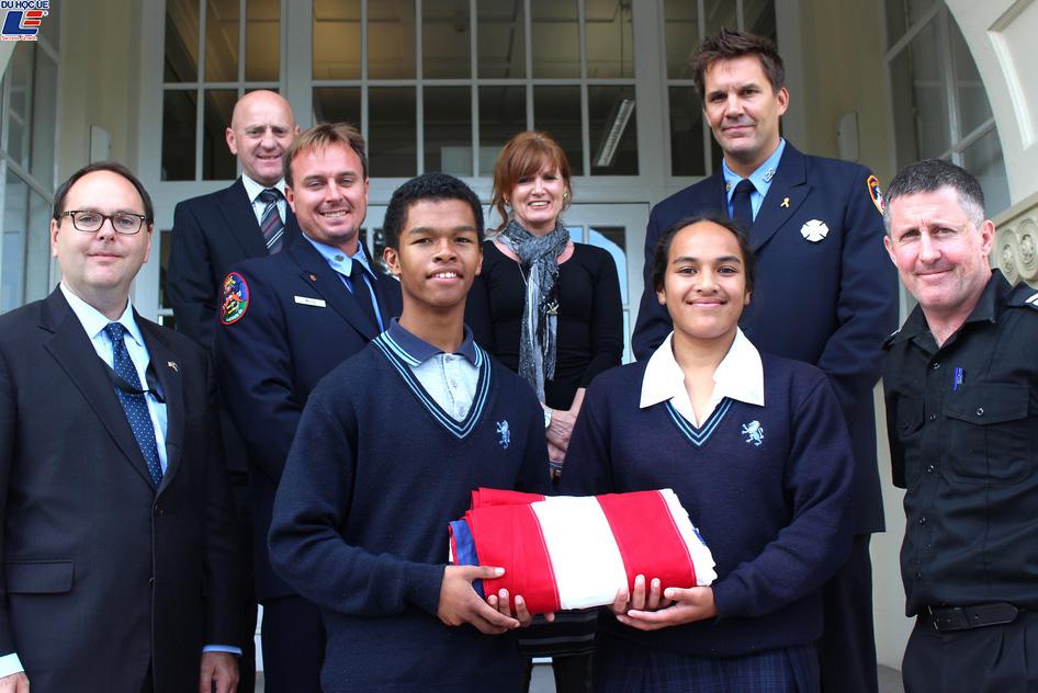 Học bổng hấp dẫn của chính phủ New Zealand dành cho chương trình trung học phổ thông vào trường Mount Albert Grammar School 3