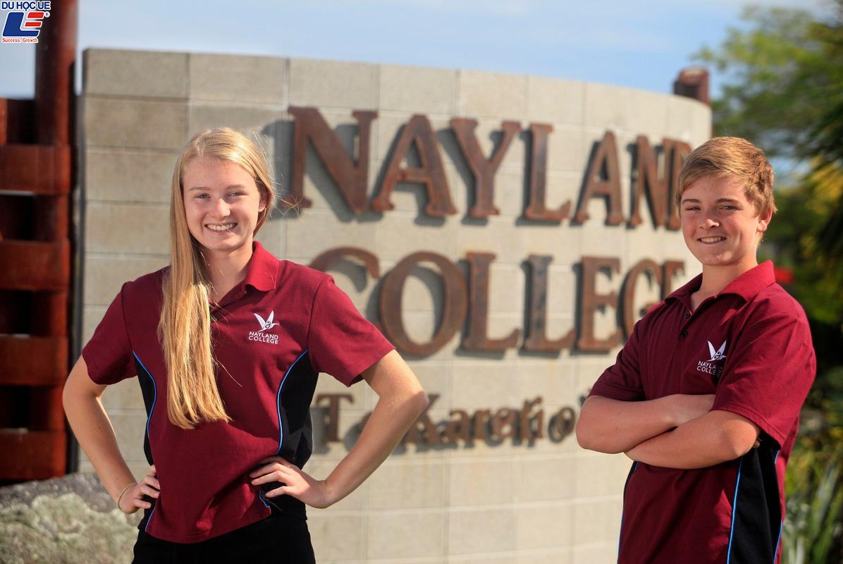 Học bổng hấp dẫn của chính phủ New Zealand dành cho chương trình trung học phổ thông vào trường Nayland College 2