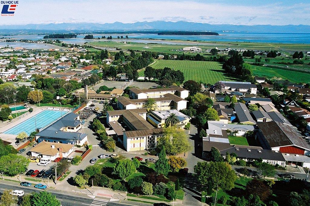 Học bổng hấp dẫn của chính phủ New Zealand dành cho chương trình trung học phổ thông vào trường Nayland College