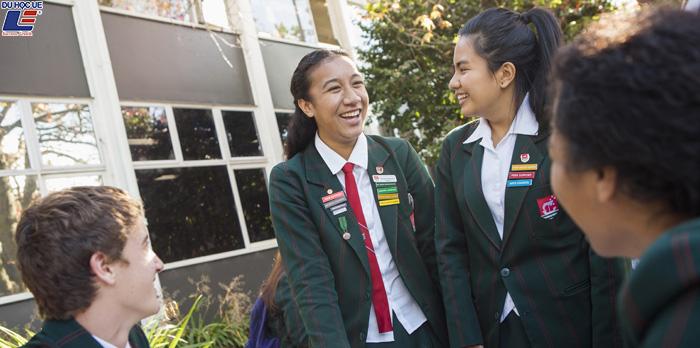 Học bổng hấp dẫn của chính phủ New Zealand dành cho chương trình trung học phổ thông vào trường Onehunga High School 3