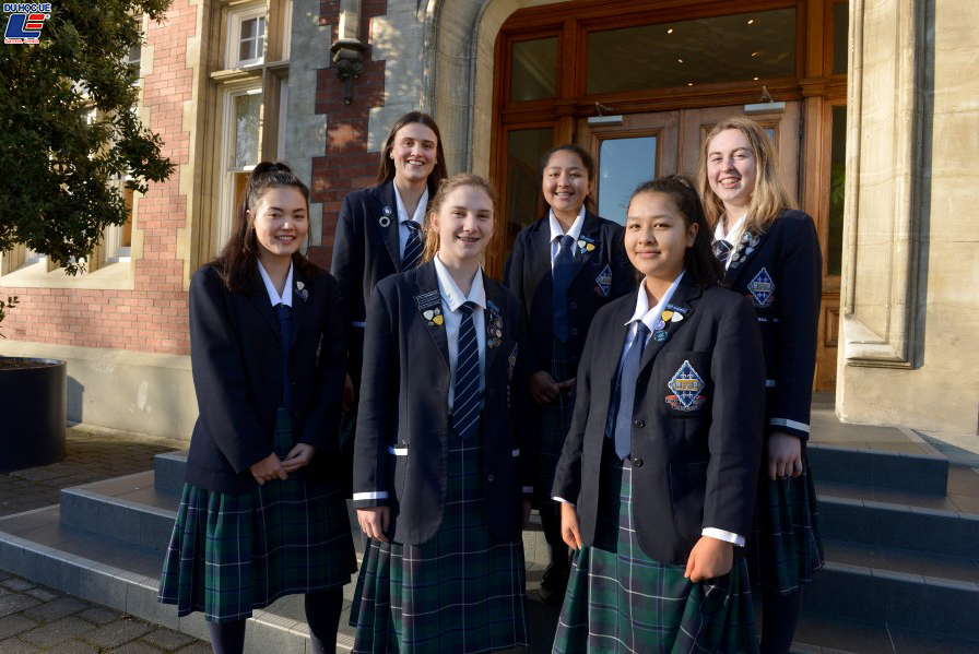 Học bổng hấp dẫn của chính phủ New Zealand dành cho chương trình trung học phổ thông vào trường Otago Girls' High School 2