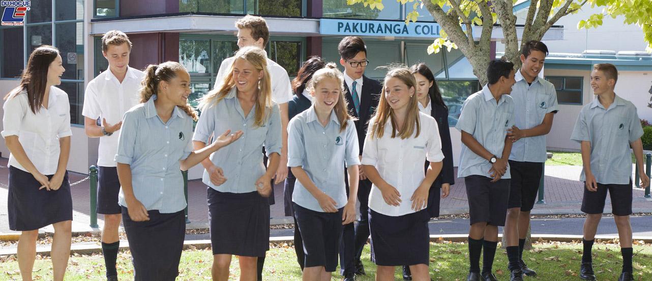 Học bổng hấp dẫn của chính phủ New Zealand dành cho chương trình trung học phổ thông vào trường Pakuranga College 2