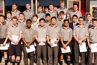 Học bổng hấp dẫn của chính phủ New Zealand dành cho chương trình trung học phổ thông vào trường Palmerston North Boys' High School