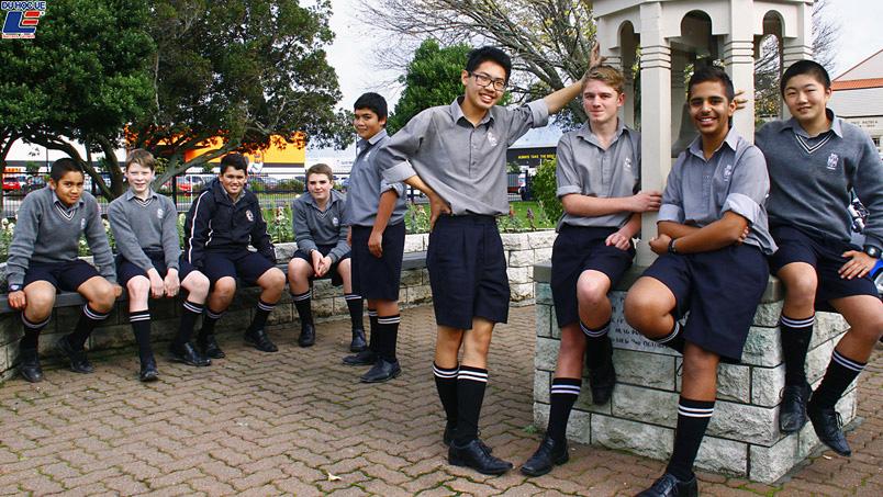 Học bổng hấp dẫn của chính phủ New Zealand dành cho chương trình trung học phổ thông vào trường Palmerston North Boys' High School 2