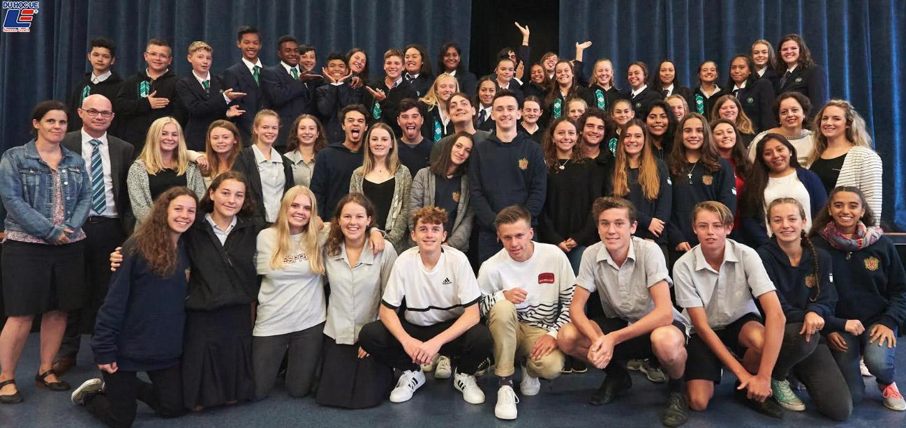 Học bổng hấp dẫn của chính phủ New Zealand dành cho chương trình trung học phổ thông vào trường Paraparaumu College