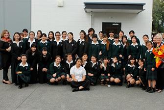 Học bổng hấp dẫn của chính phủ New Zealand dành cho chương trình trung học phổ thông vào trường ST Dominic's College