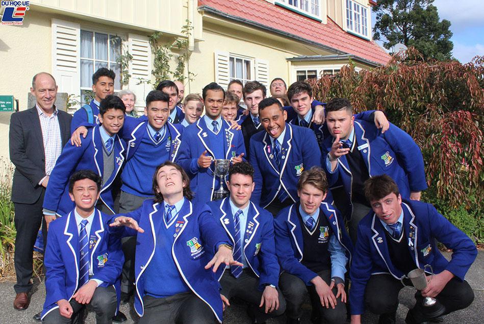 Học bổng hấp dẫn của chính phủ New Zealand dành cho chương trình trung học phổ thông vào trường St Patrick's College Wellington 2