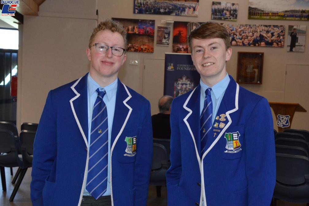 Học bổng hấp dẫn của chính phủ New Zealand dành cho chương trình trung học phổ thông vào trường St Patrick's College Wellington 3