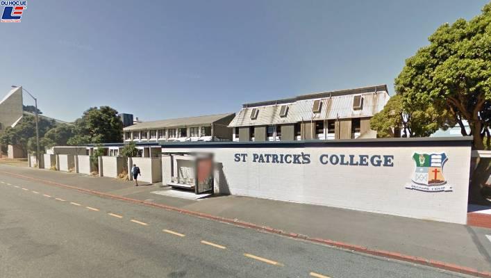 Học bổng hấp dẫn của chính phủ New Zealand dành cho chương trình trung học phổ thông vào trường St Patrick's College Wellington