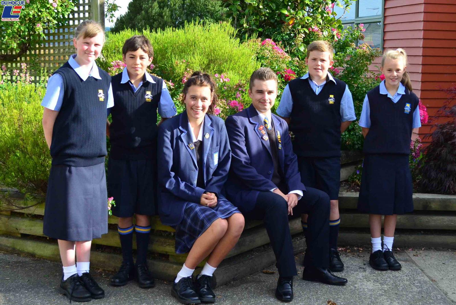 Học bổng hấp dẫn của chính phủ New Zealand dành cho chương trình trung học phổ thông vào trường Taieri College 2