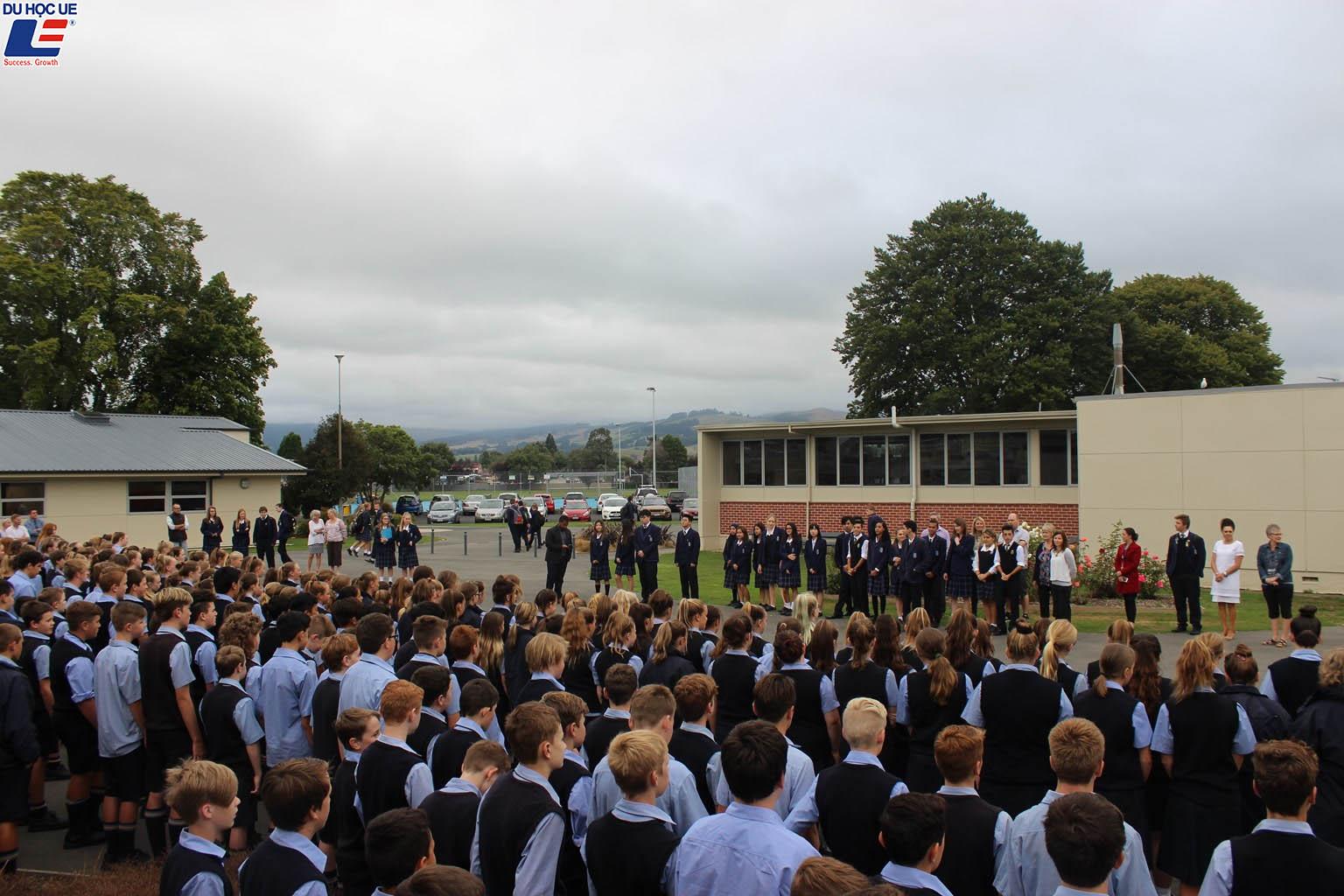 Học bổng hấp dẫn của chính phủ New Zealand dành cho chương trình trung học phổ thông vào trường Taieri College