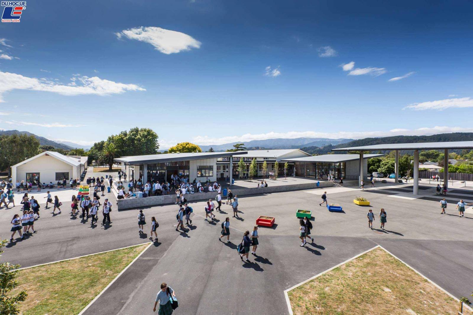 Học bổng hấp dẫn của chính phủ New Zealand dành cho chương trình trung học phổ thông vào trường Upper Hutt College